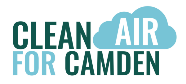 clean air for camden logo